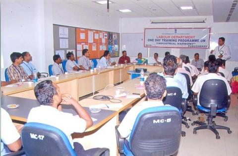 Image of 35th and 36th One Day Training Programme on Industrial Harmony
