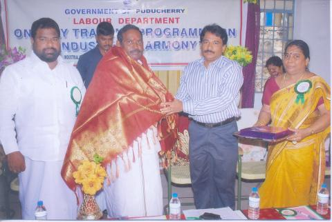 Image of 30th One Day Training Programme on Industrial Harmony on 13th May 2010